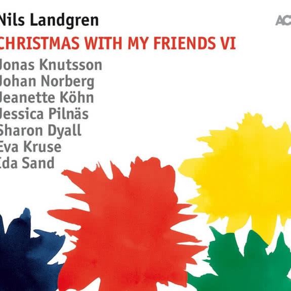 <span>NILS LANDGREN</span> Christmas with My Friends VI