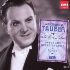 RICHARD TAUBER The Gentelman Tenor