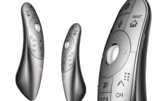 Udoskonalony pilot LG Magic Remote