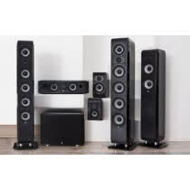Boston Acoustics M350, M340 i M25
