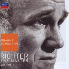 Brahms, Schumann / The Master Volume 7