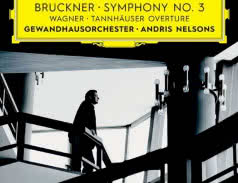 <span>ANDRIS NELSONS</span> Bruckner: Symphony No. 3