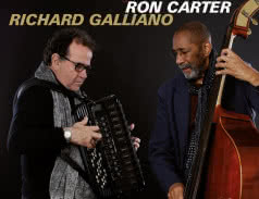 <span>RON CARTER & RICHARD GALLIANO </span> An Evening with
