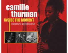 <span>CAMILLE THURMAN</span> Inside the Moment