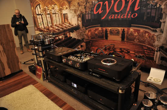 System Ayon Audio