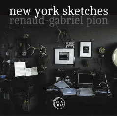 RENAUD-GABRIEL PION New York Sketches