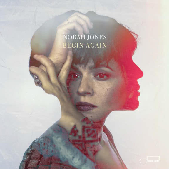 <span>NORAH JONES</span> Begin Again