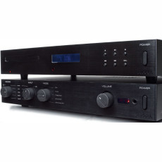 AUDIOLAB 8200CD + 8200A