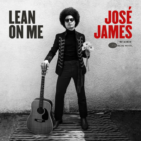 <span>JOSE JAMES</span> Lean On Me