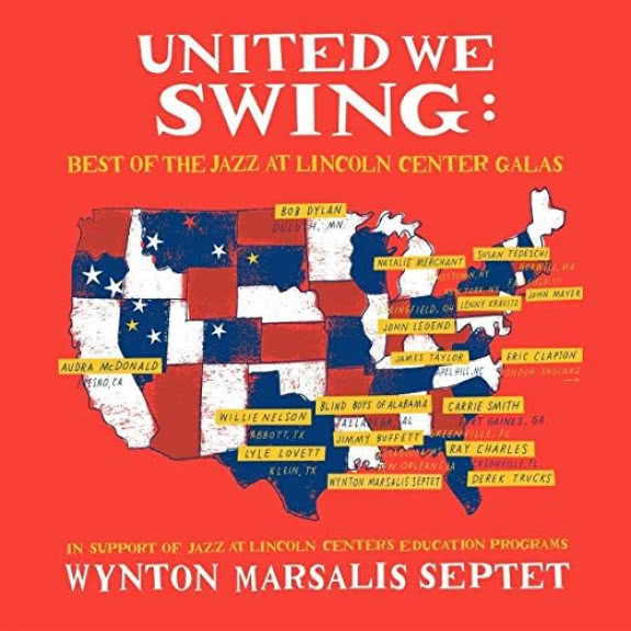 <span>WYNTON MARSALIS SEPTET</span> United We Swing