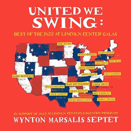 WYNTON MARSALIS SEPTET United We Swing