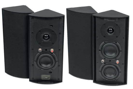 Cornered Audio C3/C4