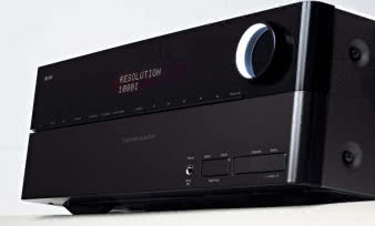 Harman Kardon AVR360.