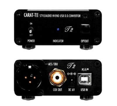 Styleaudio Carat TII