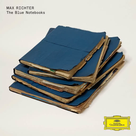 <span>MAX RICHTER</span> The Blue Notebooks