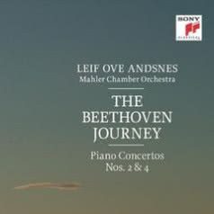 LEIF OVE ANDSNES / MAHLER CHAMBER ORCHESTRA Beethoven - Piano Concertos Nos. 2 & 4