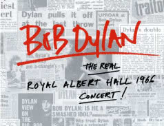 <span>BOB DYLAN</span> The Real Royal Albert Hall 1966 Concert