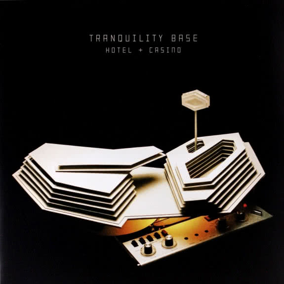 <span>ARCTIC MONKEYS</span> Tranquility Base Hotel + Casino
