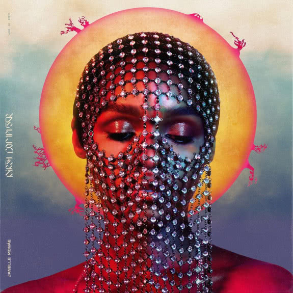 <span>JANELLE MONAE</span> Dirty Computer