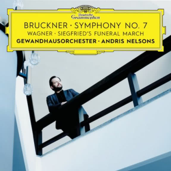 <span>ANDRIS NELSONS</span> Bruckner: Symphony No