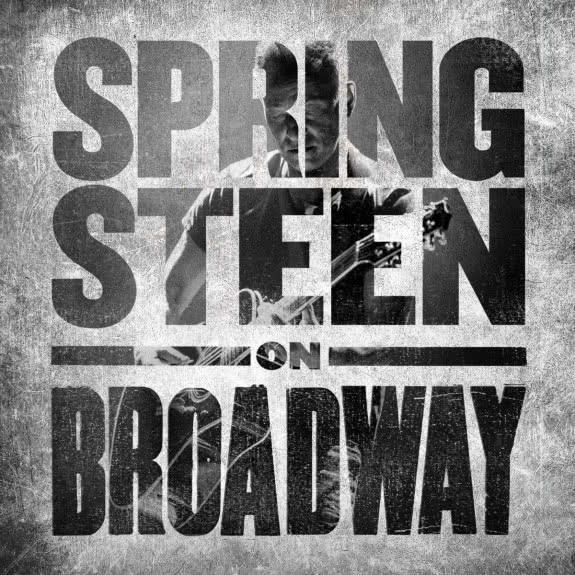<span>BRUCE SPRINGSTEEN</span> Springsteen on Broadway