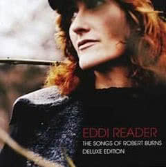 EDDI READER The Songs Of Robert Burnes