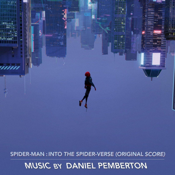 <span>DANIEL PEMBERTON </span> Spider-Man: Into The Spider-Verse