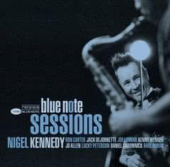 Wygraj Blue Note Sessions Nigela Kennedy`ego