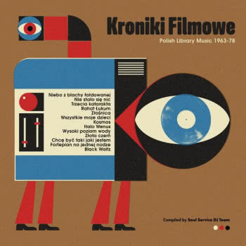 Kroniki Filmowe. Polish Library Music 1963-78