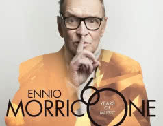 <span>ENNIO MORRICONE</span> 60 Years of Music