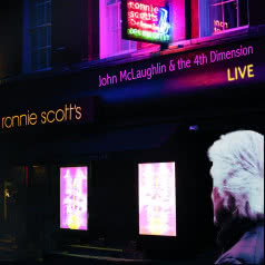 JOHN MCLAUGHLIN & THE 4TH DIMENSION Live at Ronnie Scott`s