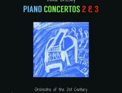 <span>DAVID CHESKY</span> Piano Concertos 2 &amp; 3