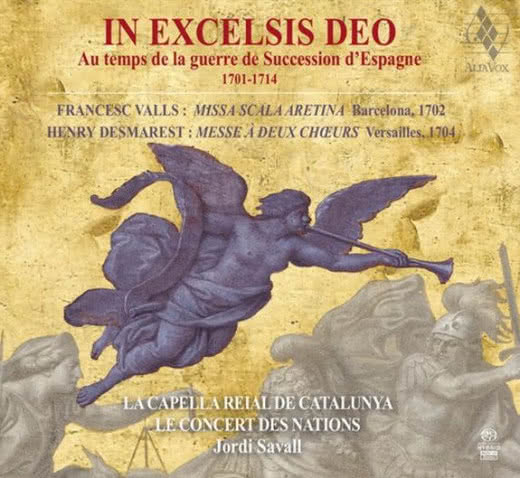 JORDI SAVALL In Excelsis Deo