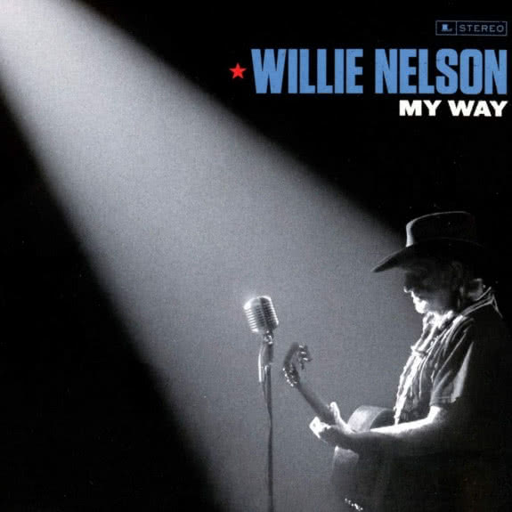 <span>WILLIE NELSON</span> My Way