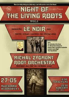 Night of the Living Roots we Wrocławiu