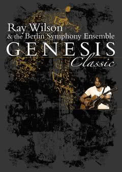 GENESIS Classic - Ray Wilson & the Berlin Symphony Ensemble. Koncert we Wrocławiu
