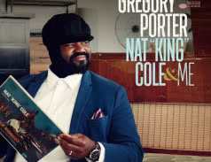 <span>GREGORY PORTER</span> Nat King Cole &amp; Me