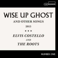 ELVIS COSTELLO AND THE ROOTS Wise Up Ghost And Other Songs