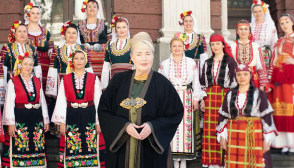 The Mystery Of Bulgarian Voices i Lisa Gerrard w Warszawie