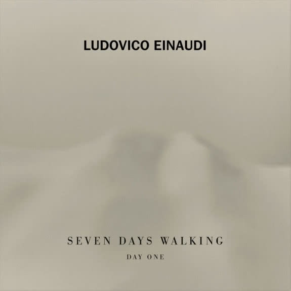 <span>LUDOVICO EINAUDI</span> 7 Days Walking. Day One