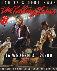 Ladies & Gentlemen: The Rolling Stones na ekranach kin