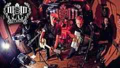 Molly Malone`s supportem przed koncertami Dropkick Murphys