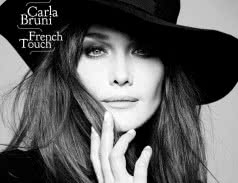 <span>CARLA BRUNI</span> French Touch