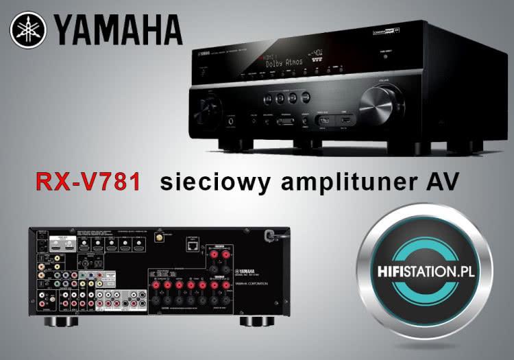 Yamaha musiccast rx v781 w krakowskim salonie hifistation for Yamaha rxv781 review