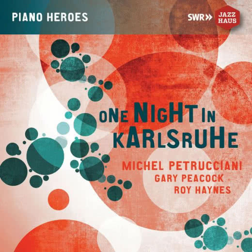 MICHEL PETRUCCIANI TRIO  One Night in Karlsruhe