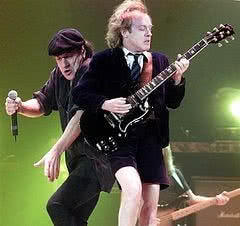 Backtracks od AC/DC