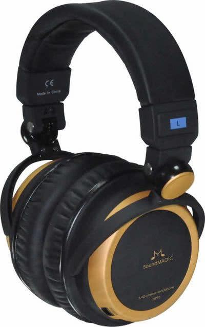 Test słuchawek Soundmagic WP10 Gramofony | Testy w Audio