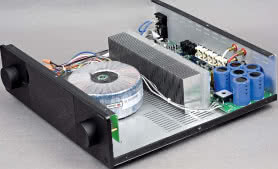 DLS AMPLIFIER ONE
