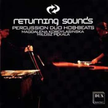 Returning Sounds: Percussion Duo Hob-Beats