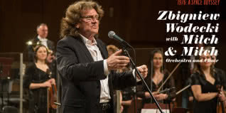 Zbigniew Wodecki With Mitch & Mitch Orchestra and Choir w Krakowie